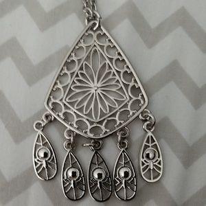 Jewelry - Triangular Pendant